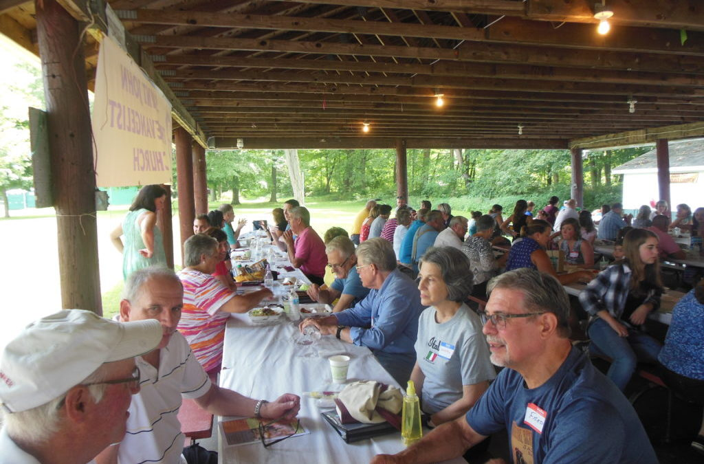 Parish Picnic Sunday, July 23