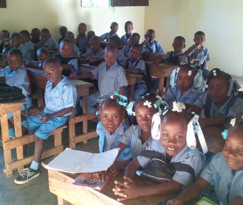 Haiti Student Sponsorship