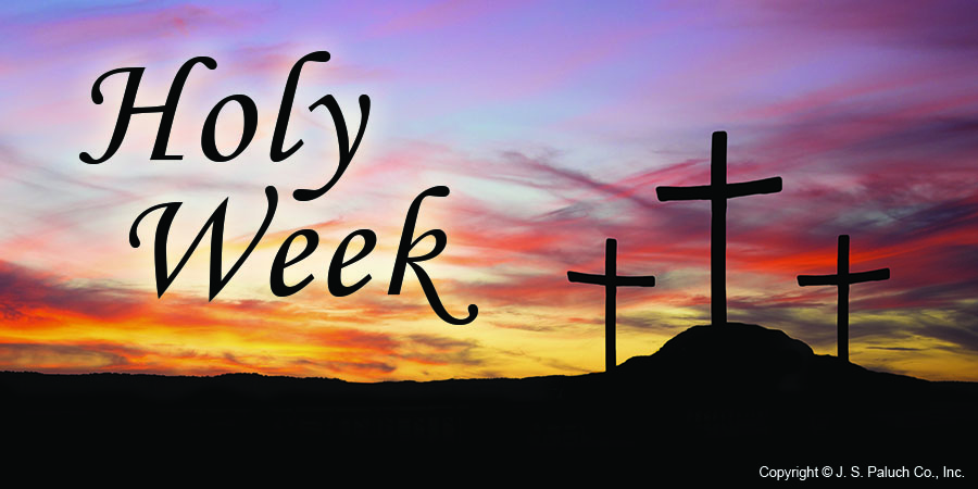 Ways to Celebrate Holy Week At Home