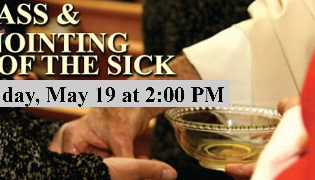 Mass of Anointing