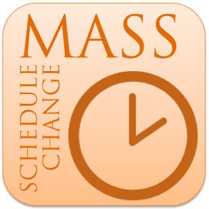 11:00 Mass Begins This Sunday, September 12!