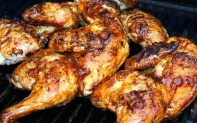 Chicken Barbecue: Sunday, June 9