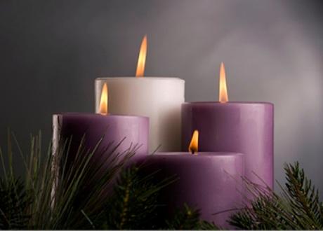 Advent Wreath Lighting