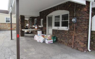 Food Bank Needs Toiletries